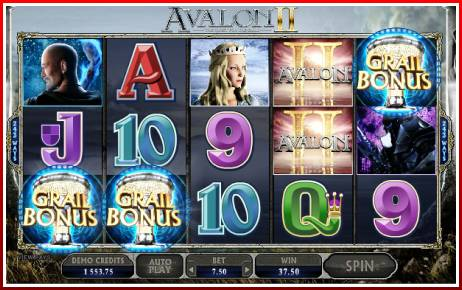 Quest for the Grail Slot Machine - Read the Review Now