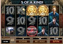 Immortal Romance - Online Casinos Slots
