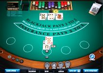 Vegas Blackjack Game
