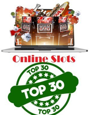 Top 30 Online Slots All Time