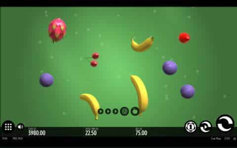 Fruit Warp Game View
