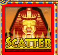 Cleopatra Free Spins Symbol