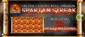 Free Spins on Fortunes Of Sparta