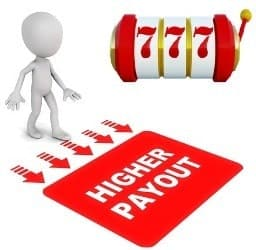 Higher RTP on Online Slots