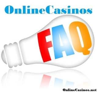 Online Casinos Faq Icon