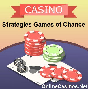 Strategies Games of Chance Icon