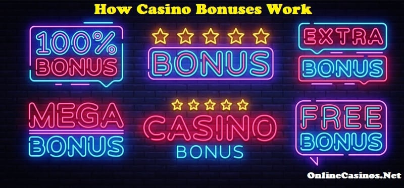 Types of Casiino Bonuses