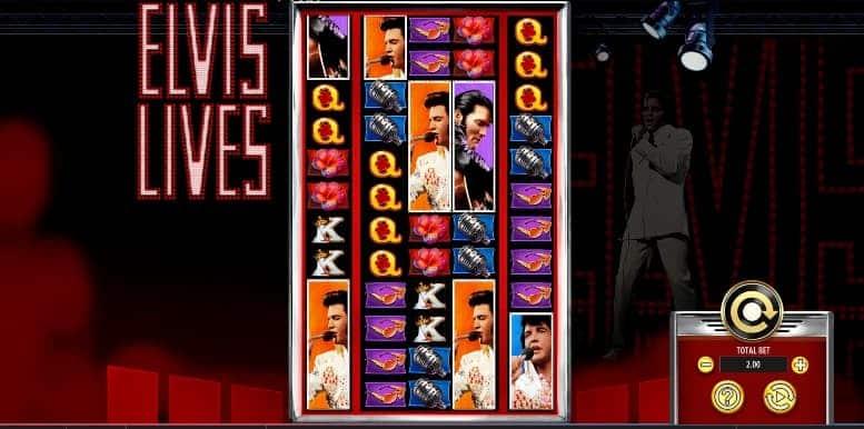 Spiele Elvis Lives - Video Slots Online