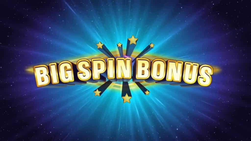 Big Spin Bonus Online Slot