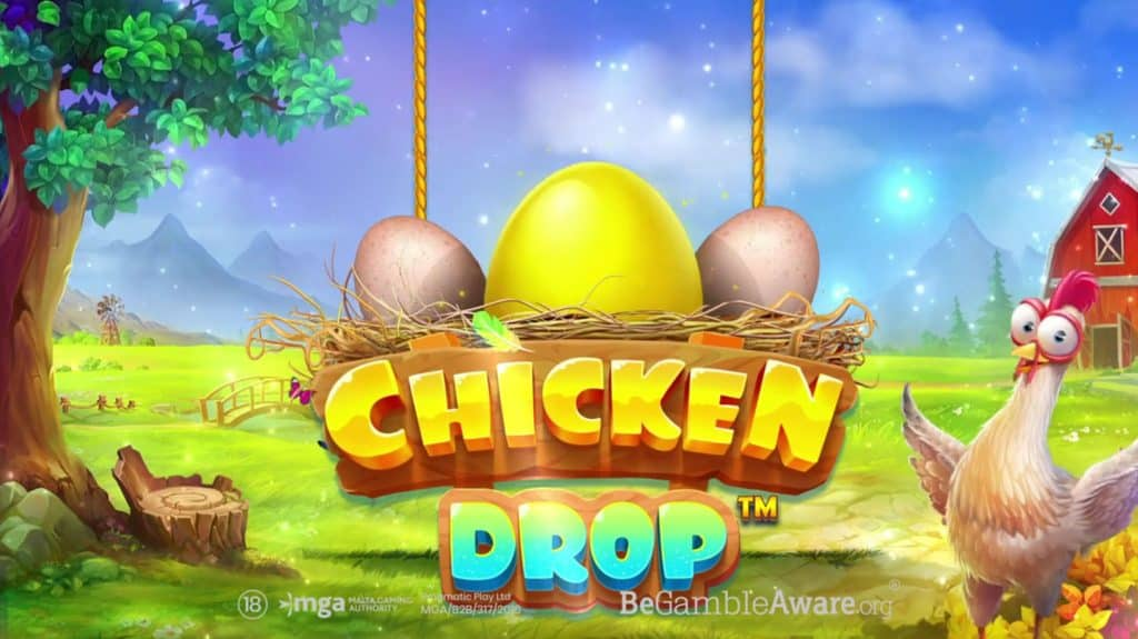 Chicken Drop™ Online Slot