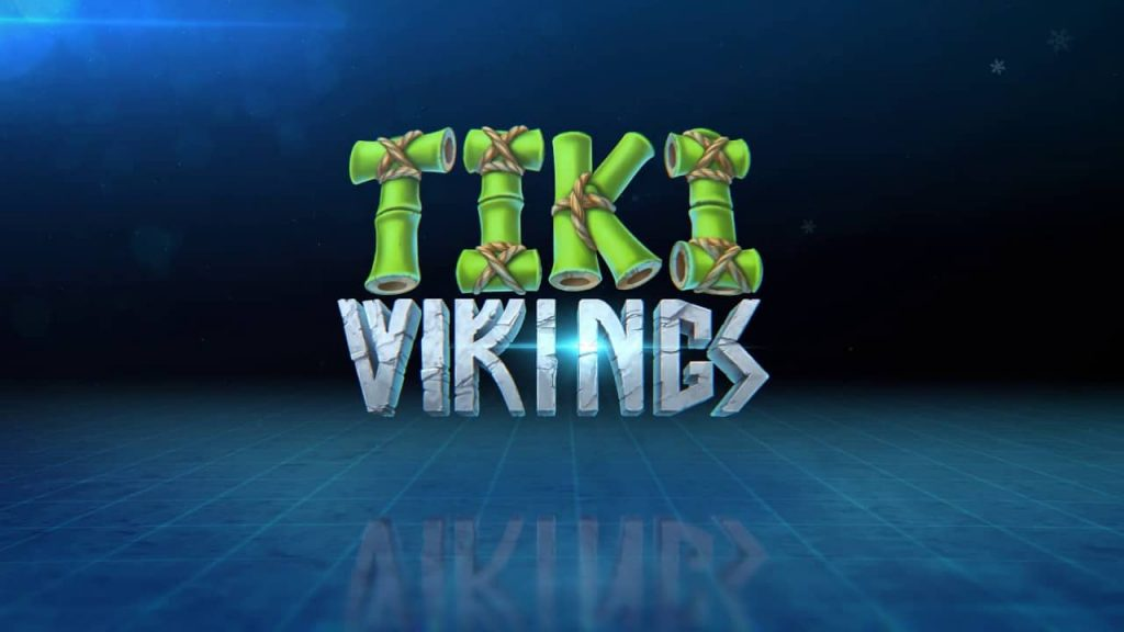 Tiki Vikings Slot Machine Video