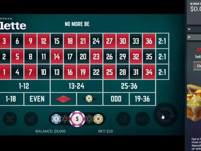 Vegas Paradise Online Casino Preview Video