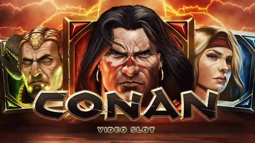 Conan Slot Machine Game Video