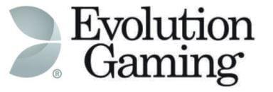 Evolution Gaming Logo Sign