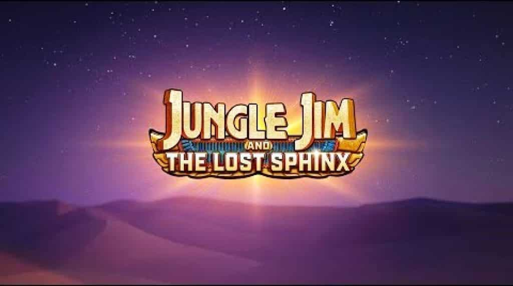 Jungle Jim & The Lost Sphinx Slot Machine Video