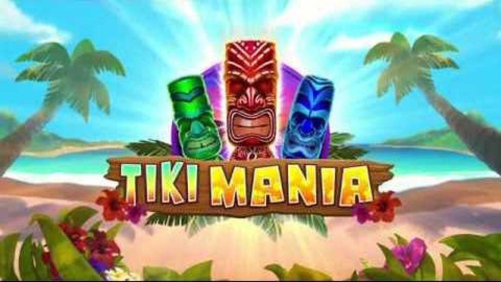 Video of Tiki Mania Online Casino Slot