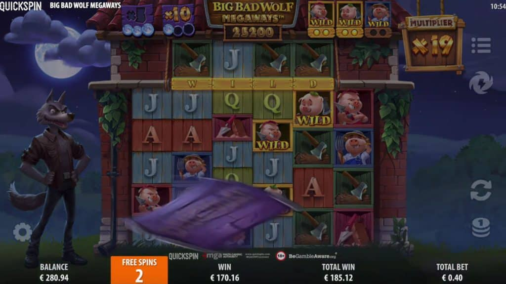 Big Bad Wolf Megaways™ Online Slot
