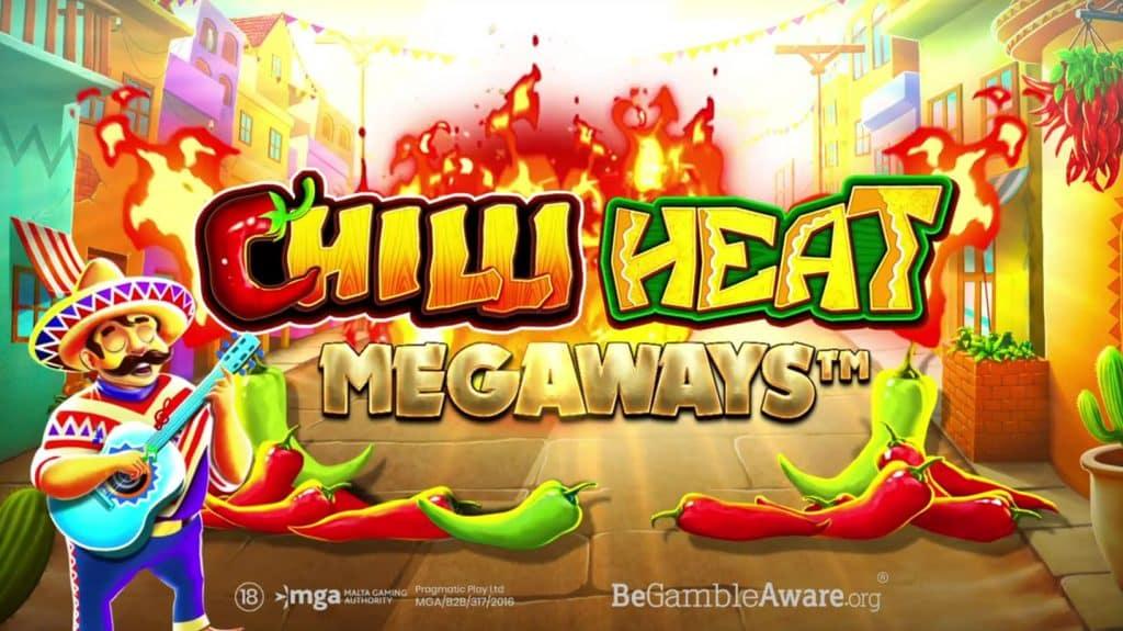 Chilli Heat Megaways™ Online Slot