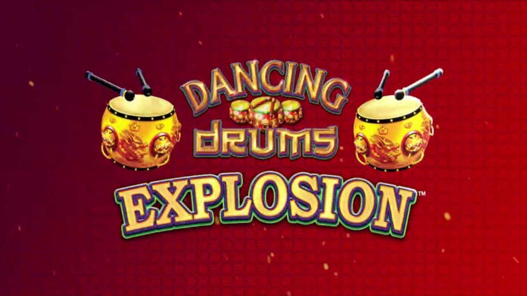 Dancing Drums Explosion Online Slot