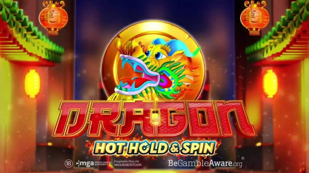 Dragon Hot Hold and Spin Online Slot