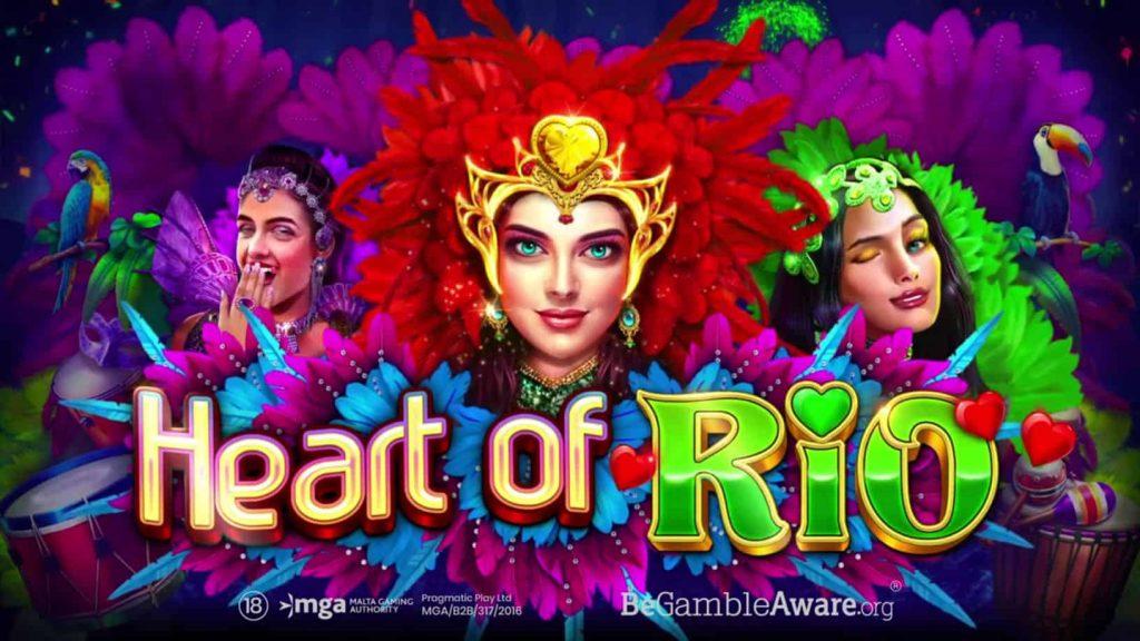Heart of Rio Online Slot