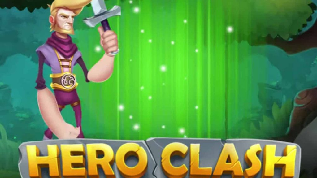 Hero Clash Online Slot