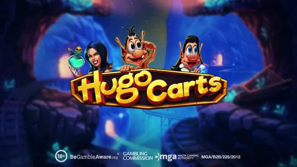 Hugo Carts Online Slot