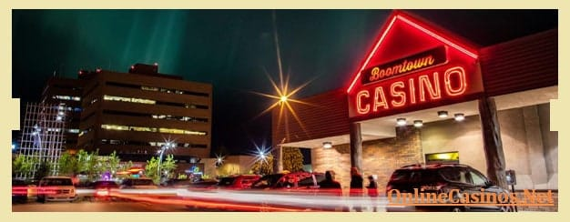Boomtown Casino and Hotel - View