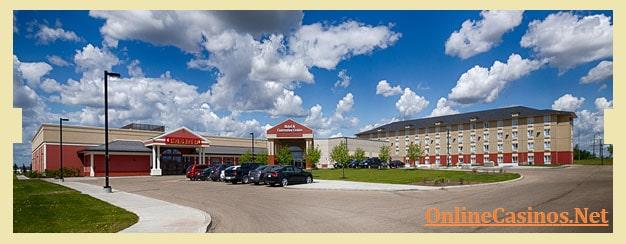 Camrose Casino Resort View