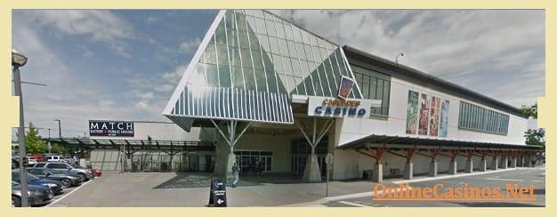 Cascades Casino Langley View