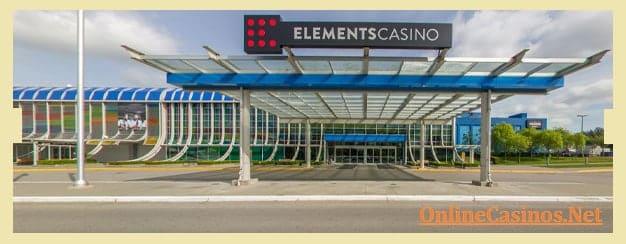 Elements Casino Surrey View