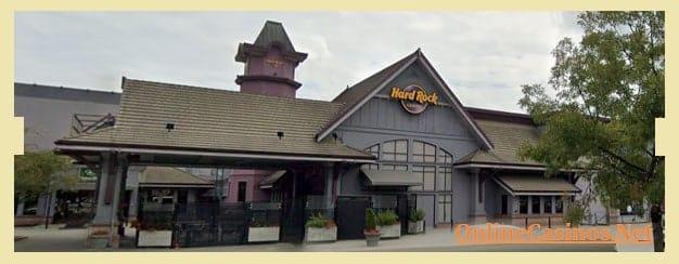 Hard Rock Casino View