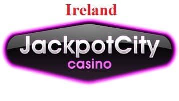 JackpotCity Ireland Logo