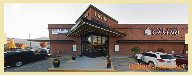 Lake City Vernon Casino View