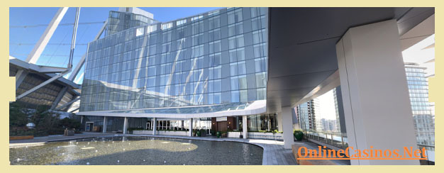 Parq Casino View