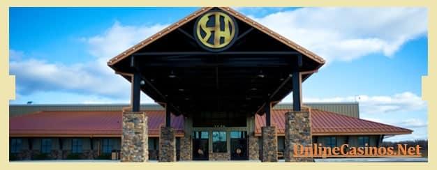 Sand Hills Casino View