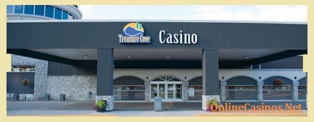 Treasure Cove Casino View