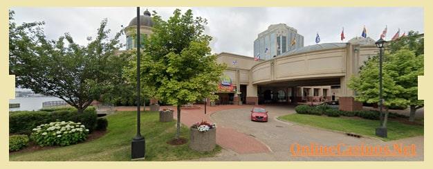 Casino Nova Scotia Halifax View