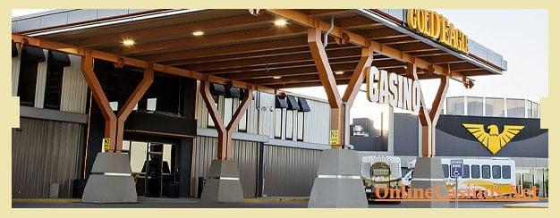Gold Eagle Casino View