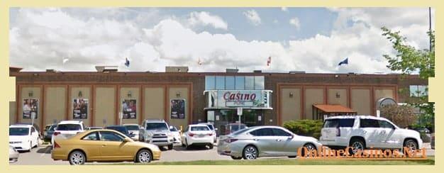 Pure Casino Edmonton View