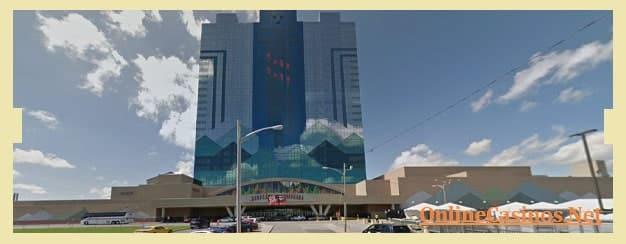 Seneca Niagara Resort & Casino Outside