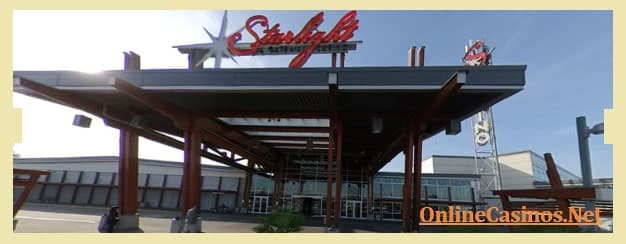 Starlight Casino New Westminster View