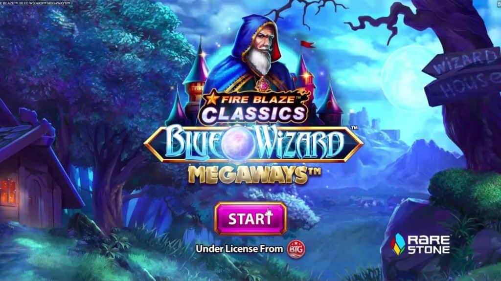 Blue Wizard Megaways™ Online Slot