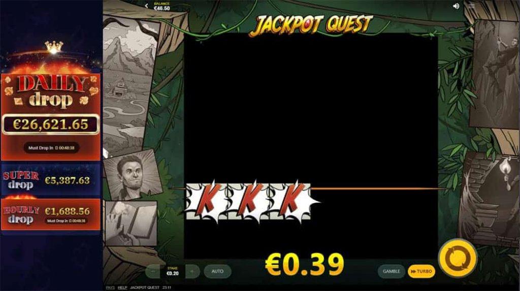 Must Drop Jackpot View