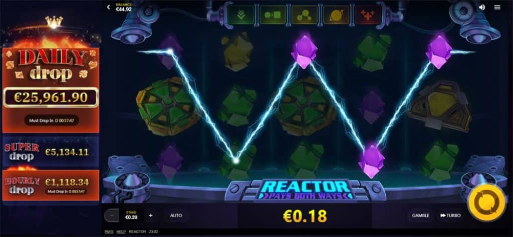 Daily Jackpot Online Slot View 2