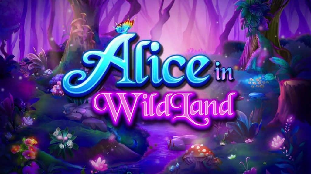 Alice in WildLand Online Slot