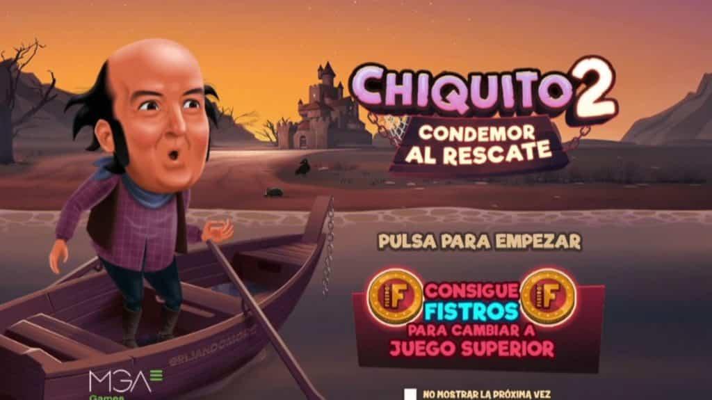 Chiquito 2 Condemor Al Rescate Online Slot