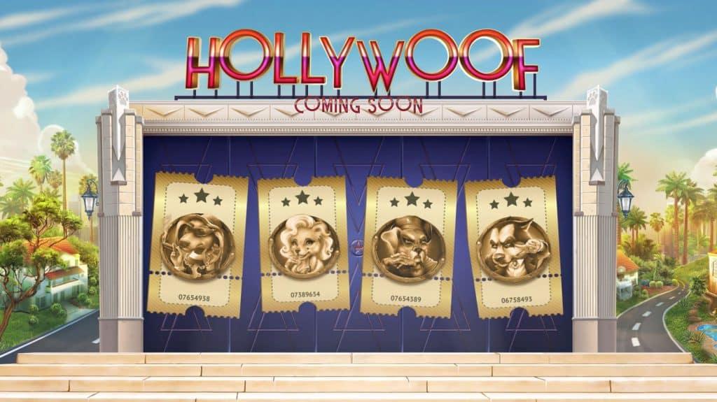 Hollywoof Online Slot