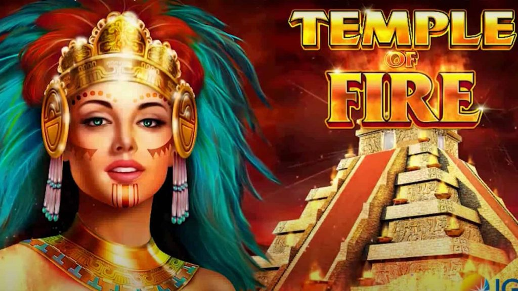Temple of Fire™ Online Slot