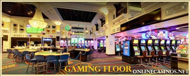 Christchurch Casino Gaming Floor